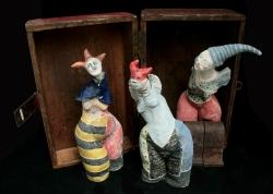 Boxed Deities (sold)