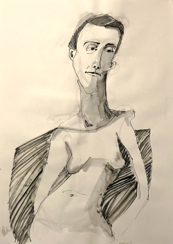 folly of angels #7 lifedrawing